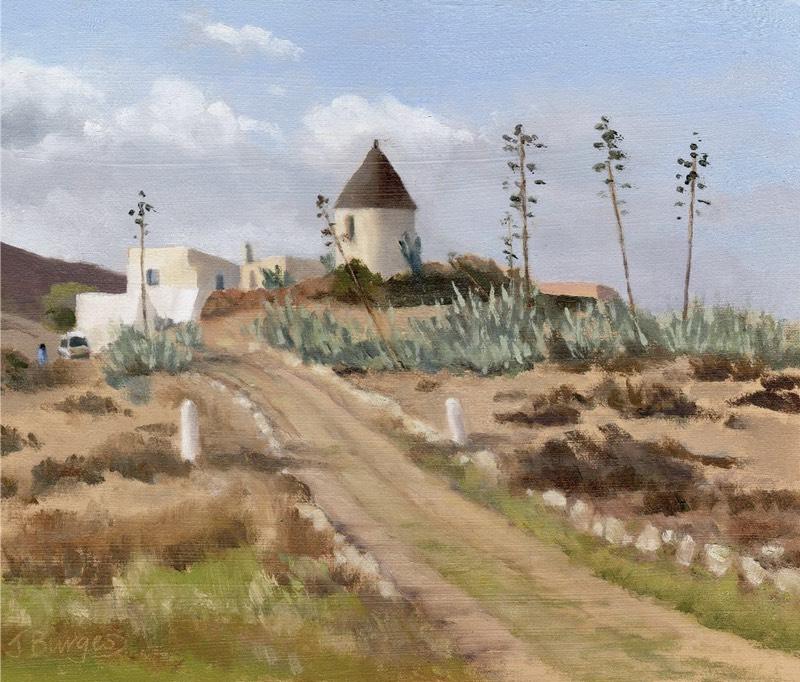 Paintings of Southern Spain