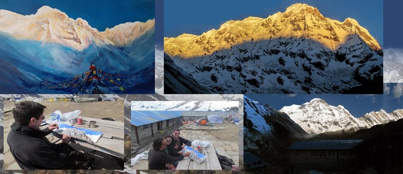 Recalling Nepal – ABC (Annapurna Base Camp) Trek 7 Years ago
