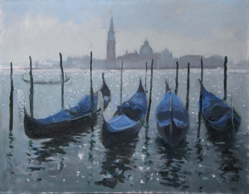 Missing Venice