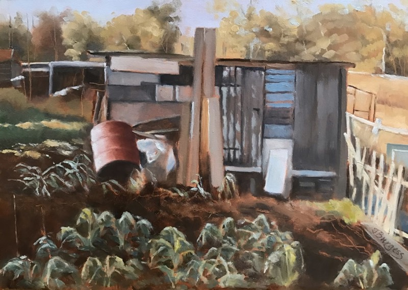 Allotment Paintings