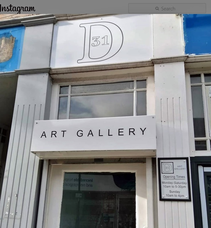 A New Gallery in Doncaster, the d31 Gallery