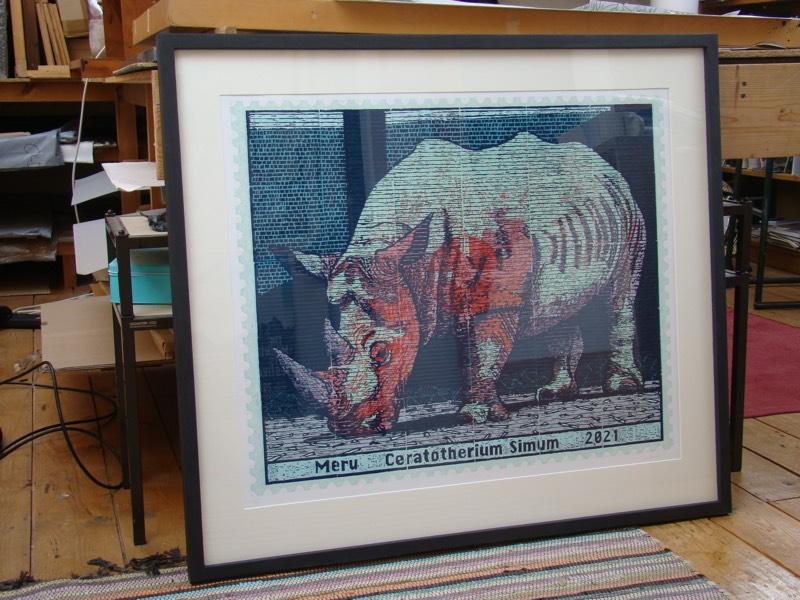 Rhino Project for Knowsley Safari Park