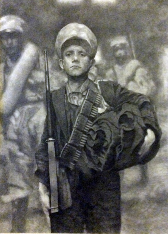 Exhibition marking the centenary of the end of the 1910/20 Mexican Civil War